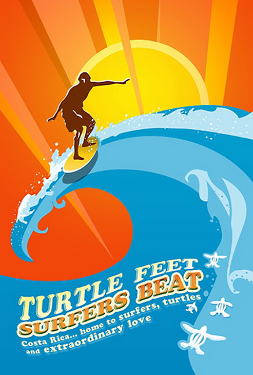 Turtle Feet, Surfers Beat